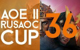 Rusaoc Cup #36