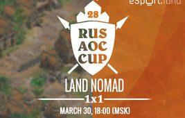 Rusaoc Cup #28
