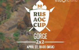 Rusaoc Cup #30