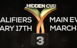Hidden Cup 3: Квалификация