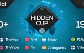 Hidden Cup 3: Main Event!