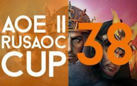 Rusaoc Cup 38   Mangrove Jungle 1v1 DE
