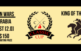 Classic Cup: King of the Huns