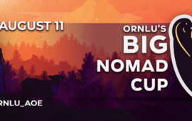 OrnLu's BIG NOMAD Cup