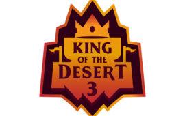 King of The Desert 3 с SalzZ в эти выходные!