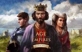 Lords of the West – первое официальное дополнение к Age of Empires II: DE