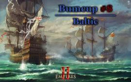 BUMCUP #8 Masters of Baltics