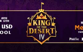 King of the Desert IV